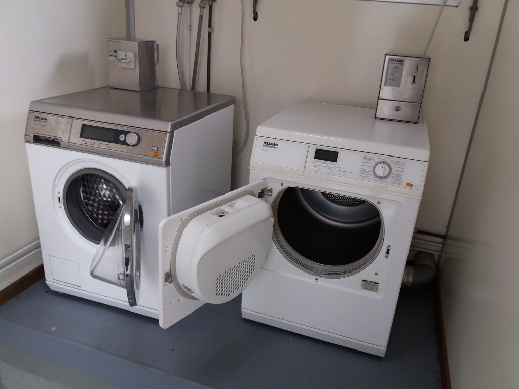 Wasmachine & Wasdroger