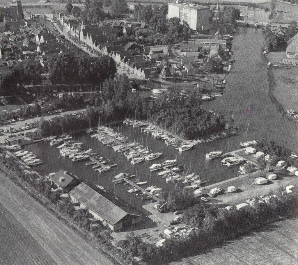 Jachthaven historie 1970